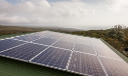 SolarWorld solar panels installed at the Grootbos Foundation.png