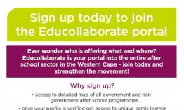 Educollaborate Flier