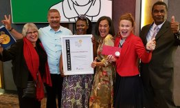 The After School Programme Office was recognised at the Impumelelo Social Innovation Awards.jpg