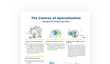 the centre of specialisation