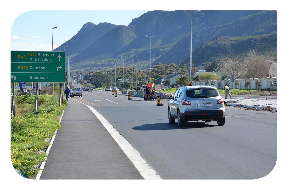 R43 Hermanus Road