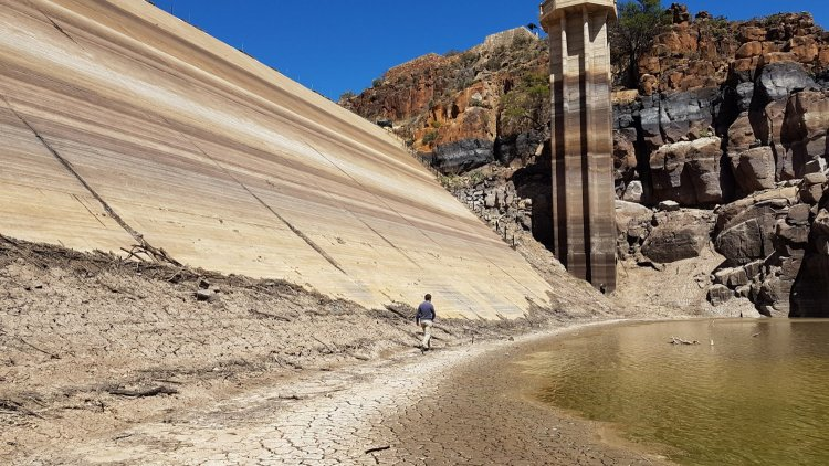 Beaufort West Gamka Dam