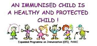 Extended Programme on  Immunisation, Provincial Government of the Western Cape
