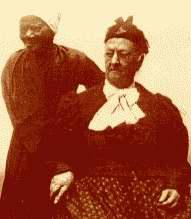Anna Speas and Elisabeth Anna Kriel