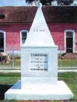 Slave Monument, Elim