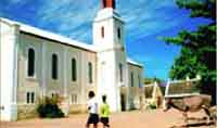 Moravian Church, Genadendal