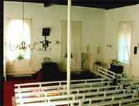 Moravian church in Mamre