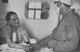 where was the first heart transplant performed in 1967