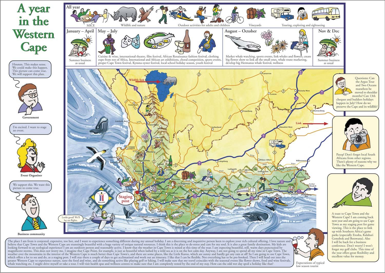 Seasonality Map Western Cape Government