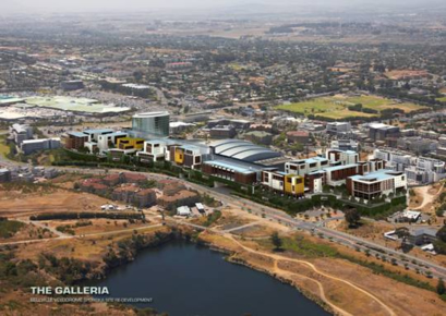 The Galleria Development