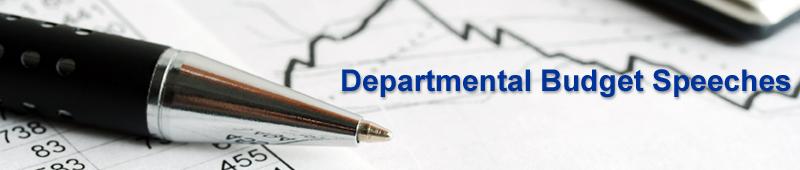 departmental budgets