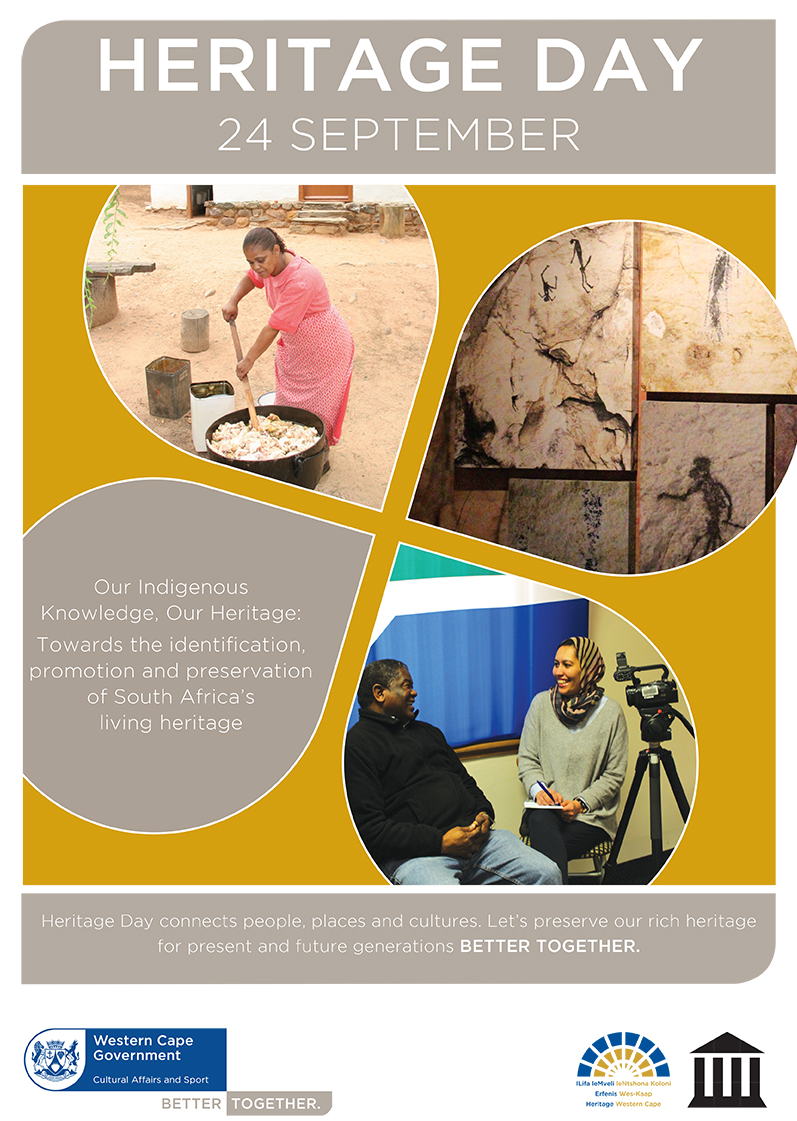 Heritage Month 2015 | Western Cape Government