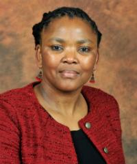 Minister Nomafrench Mbombo