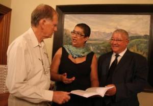 MECs visit Joe Slovo Informal Settlment