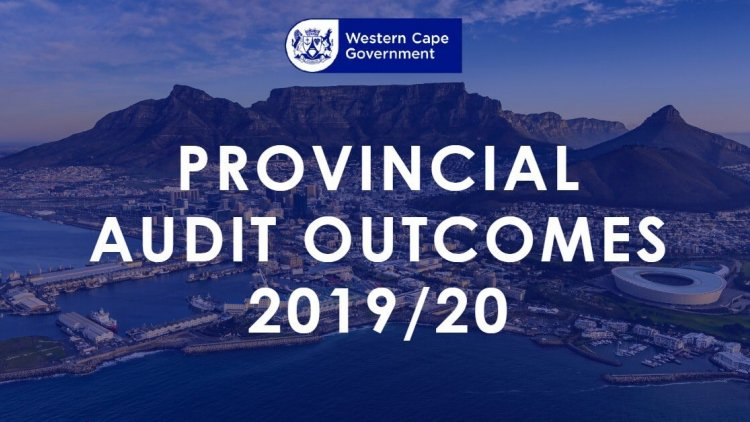 Western Cape maintains top spot in provincial audit outcomes