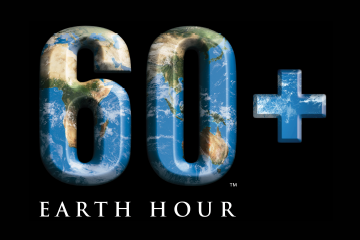 60 minutes Earth Hour