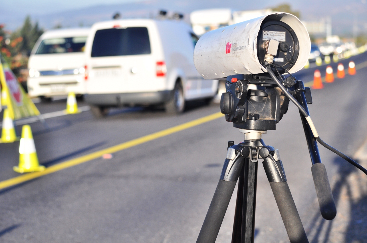 A driver was caught speeding at 180 kmh in a 120 kmh zone.