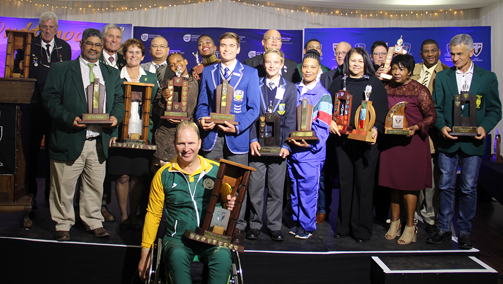 All the Eden Sport Awards winners