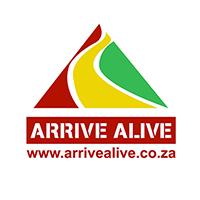 Arive Alive logo