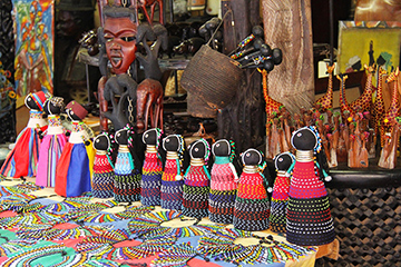 African arts and crafts