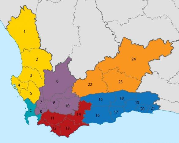 municipal map