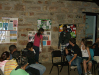 Youth Safety Ambassador Camp Sets the Pace