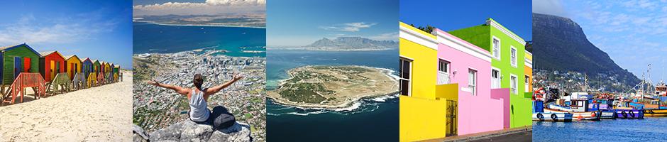 Cape Town tourism banner