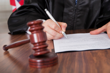 Lodging a claim with the small claims court
