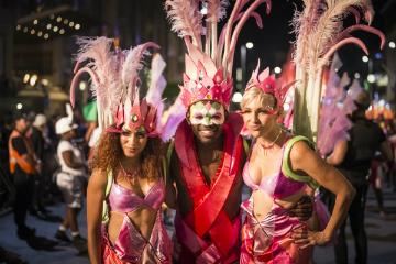 Cape Town Carnival 2015