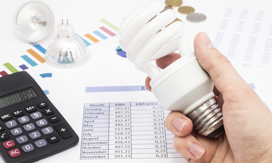 Saving Eletricity