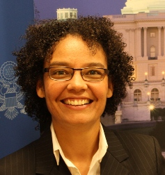 Transport and Public Works Danielle Manuel was selected for the Washington Fellowship for Young African Leaders.