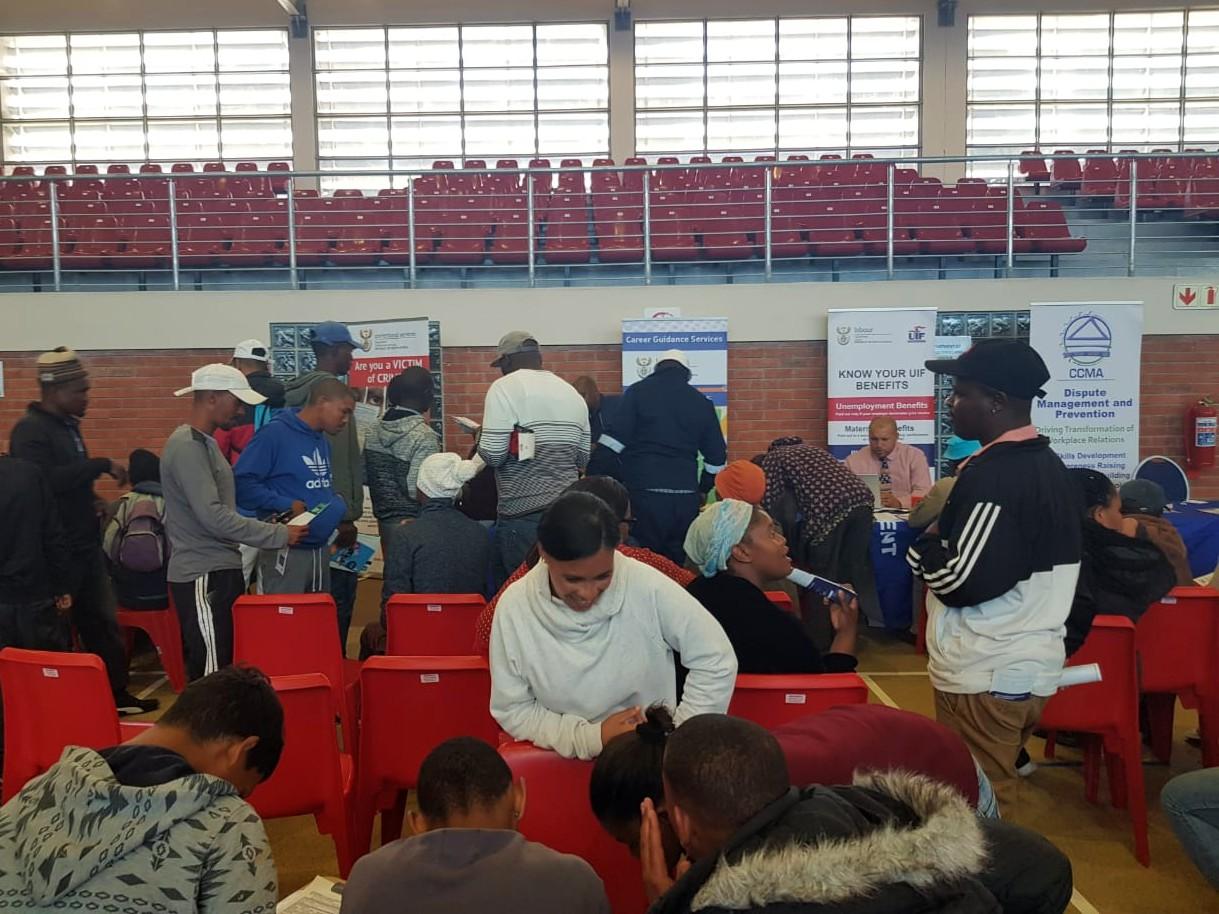 DEDAT Career Resilience Workshops in Saldanha