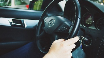 Driver's-Licence-steering-wheel