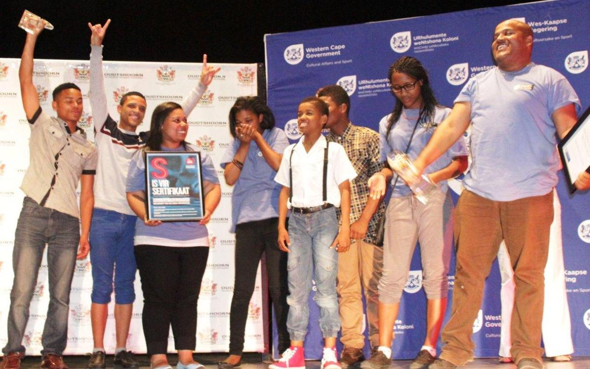 Eden District Drama Festival Finale winner New Age Productions from George