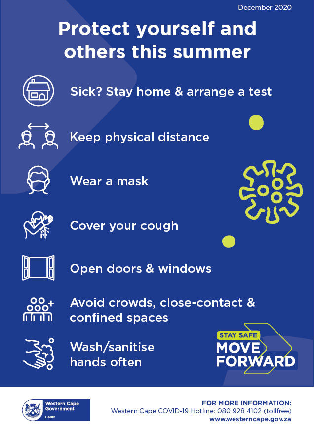 Protect yourself and others this summer
