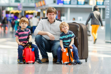 father-and-sons-child-passport-travel