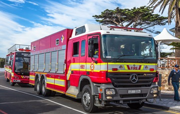 Fire and rescue emergencies