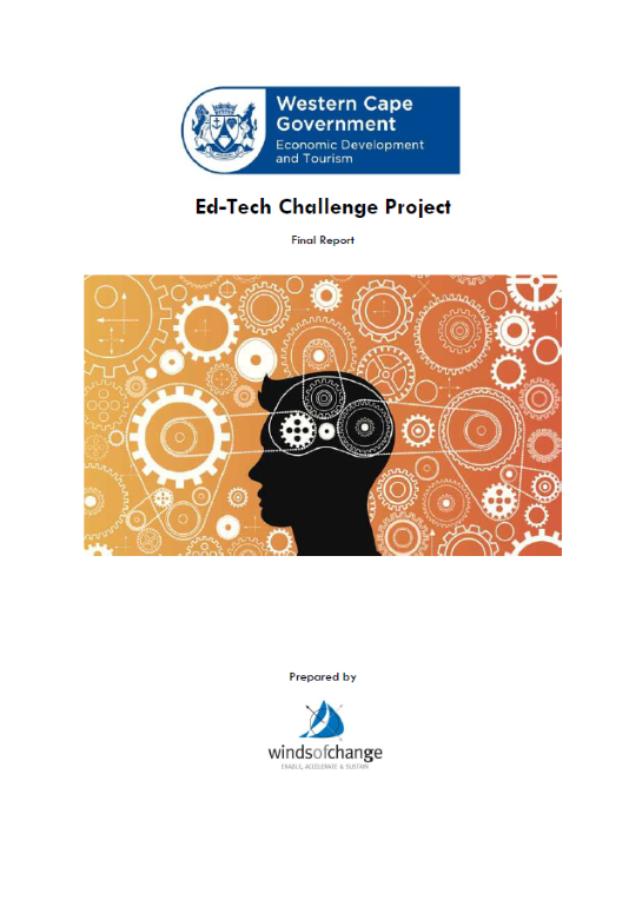 Ed-Tech Challenge Project