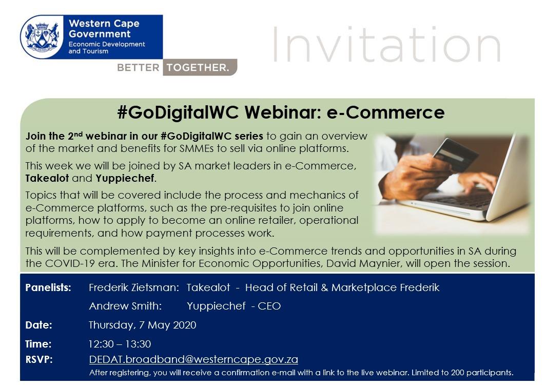 #GoDigitalWC Webinar