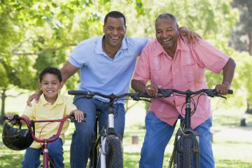 Healthy active men