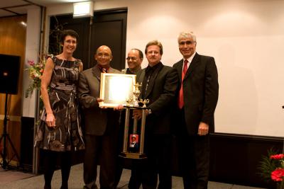 2010 Provincial Cecilia Makiwane Nurse's Recognition Awards Ceremony