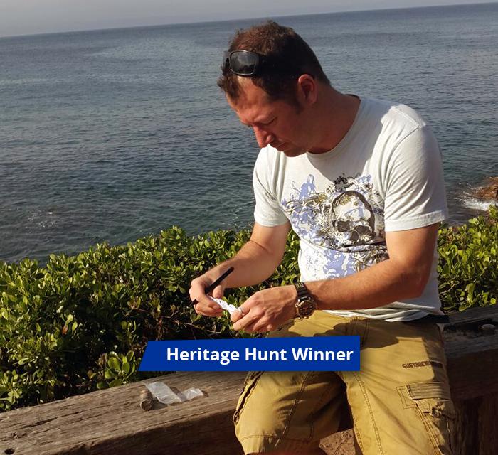 heritage hunt winner