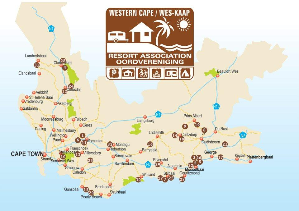 holiday-resorts-western-cape-map