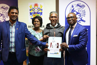 Human Settlements deliver title deeds to elderly residents in Piketberg