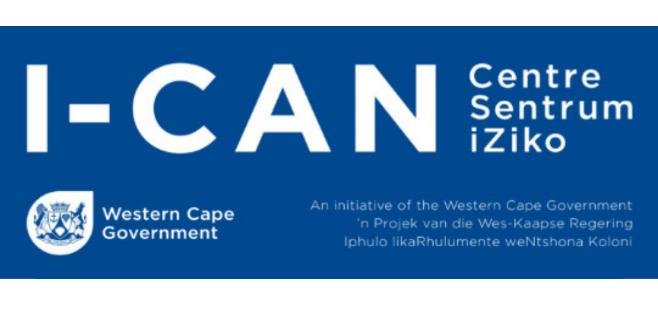 I-CAN centre logo