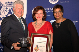 Top women in agriculture crowned