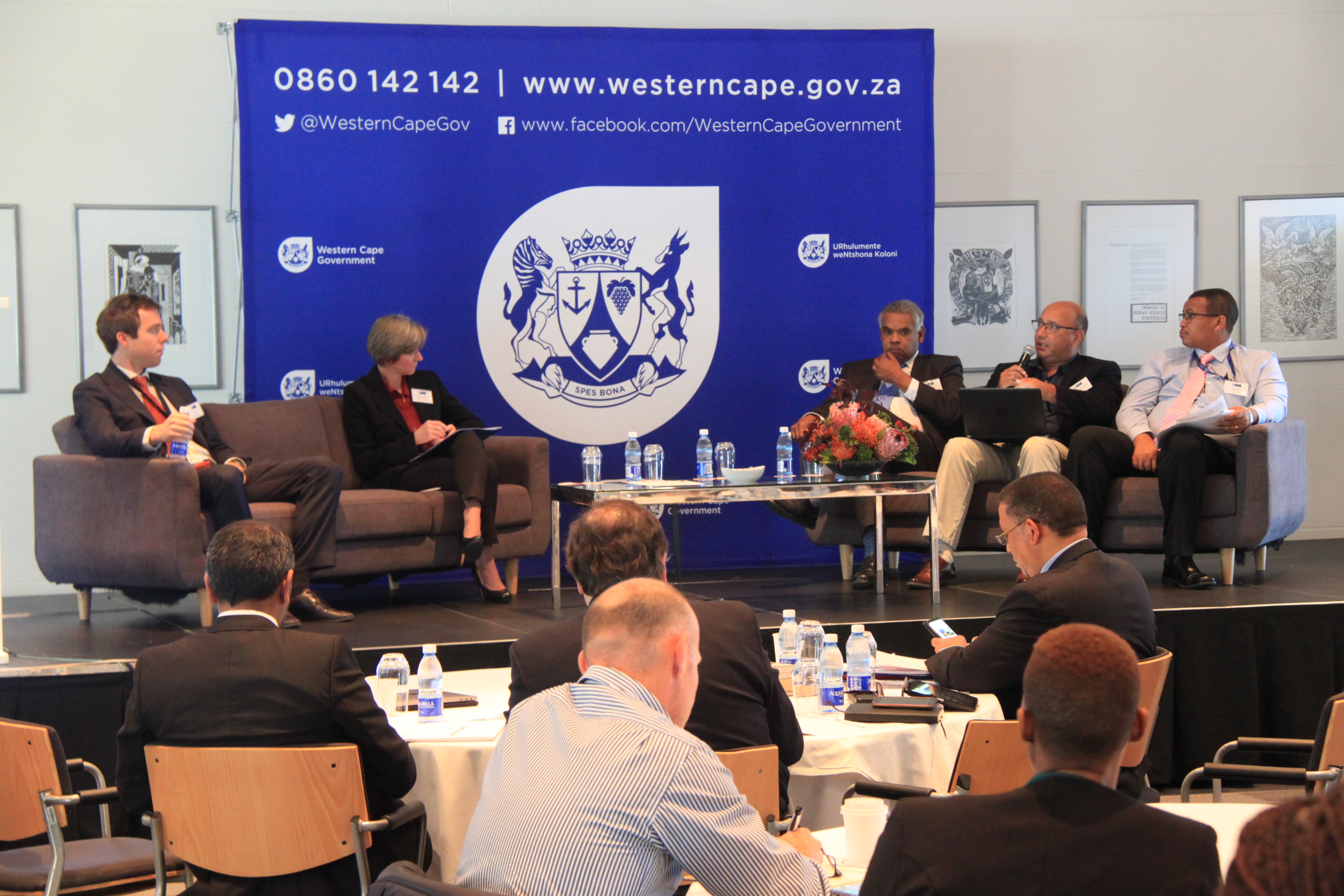 Panel discussion Fiscal Policy Seminar 2018