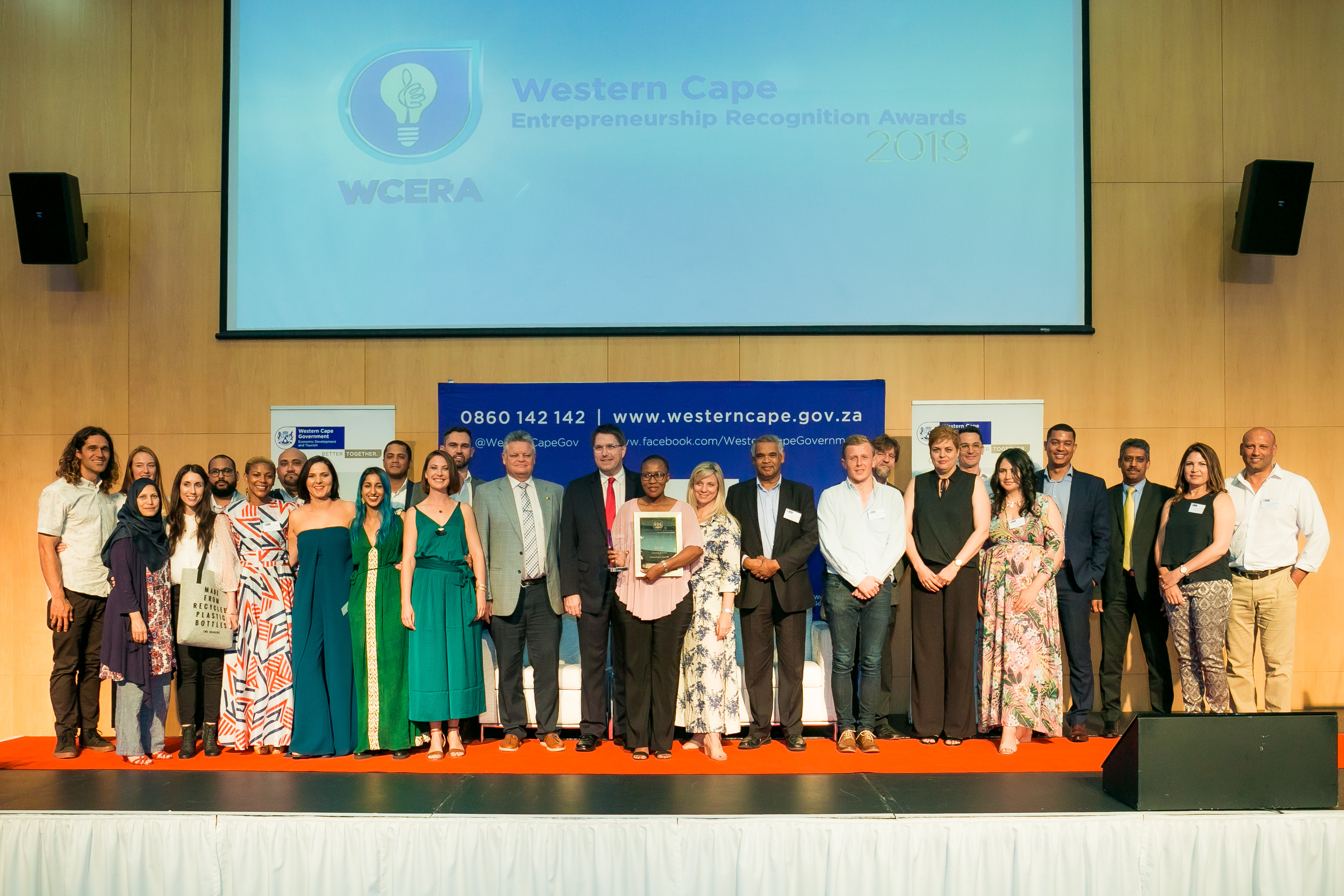 WCERA2019 Group Pic