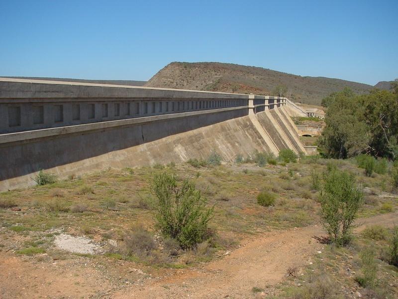 Kammanassie Dam