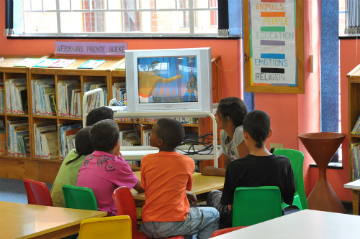 Library activities for school holidays
